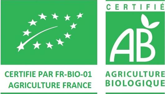 logo certifié agriculture biologique